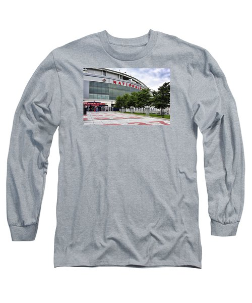 Nats Park - Front Entrance  Long Sleeve T-Shirt