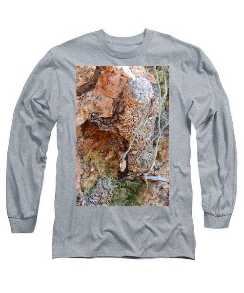Natural Abstract 15-03 Long Sleeve T-Shirt