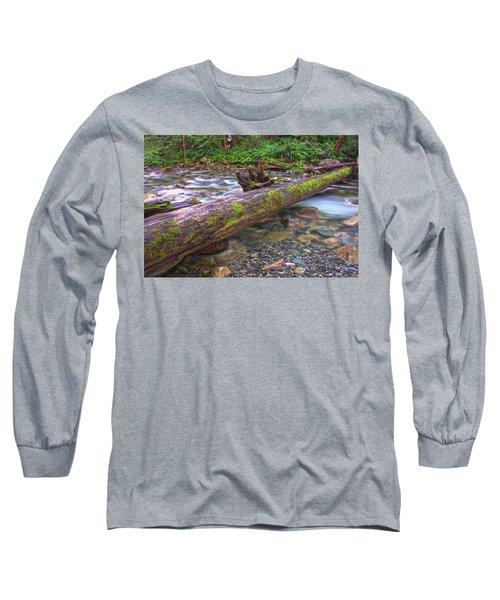 Natural Bridge Long Sleeve T-Shirt