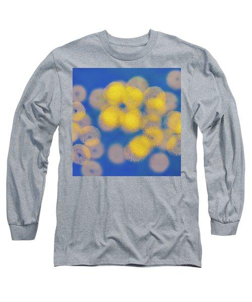 Long Sleeve T-Shirt featuring the photograph Natural Lights by Ari Salmela
