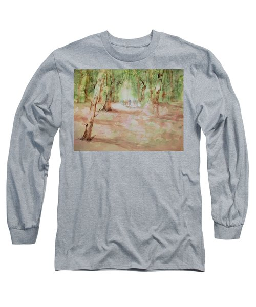 Nature At The Nature Center Long Sleeve T-Shirt