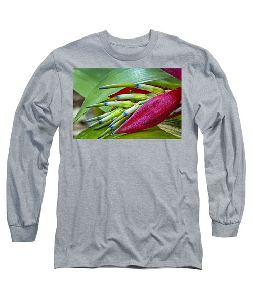 Nature In Bloom Long Sleeve T-Shirt