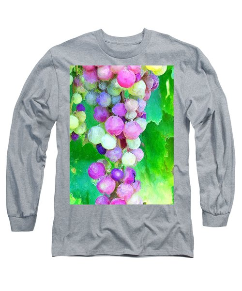 Nature Made  Long Sleeve T-Shirt by Heidi Smith