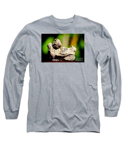 Nature Sculpture Artmif Long Sleeve T-Shirt