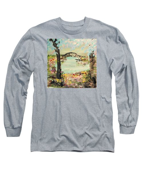 Nature Walk Long Sleeve T-Shirt