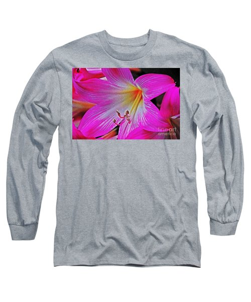 Natures Beauty Long Sleeve T-Shirt