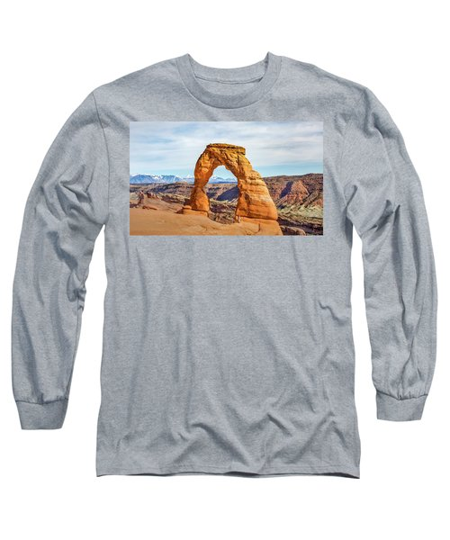 Nature's Delicate Balance Long Sleeve T-Shirt