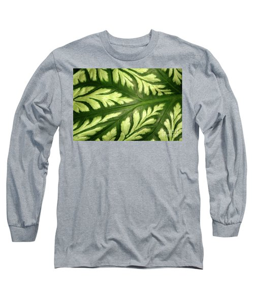 Nature's Design Long Sleeve T-Shirt by Mariarosa Rockefeller