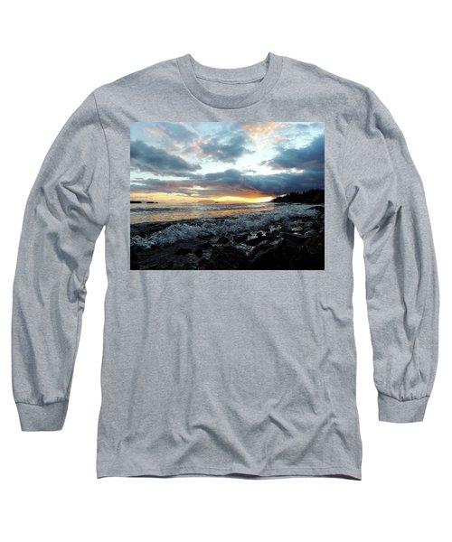 Nature's Force Long Sleeve T-Shirt by Karen Horn