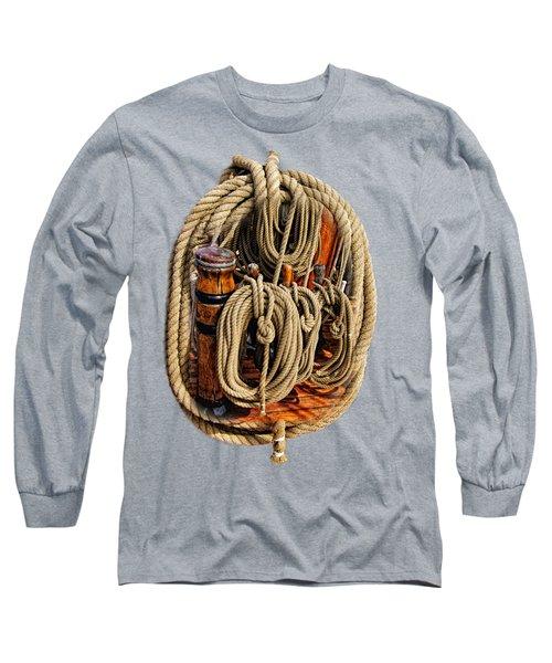 Nautical Knots 16 Long Sleeve T-Shirt