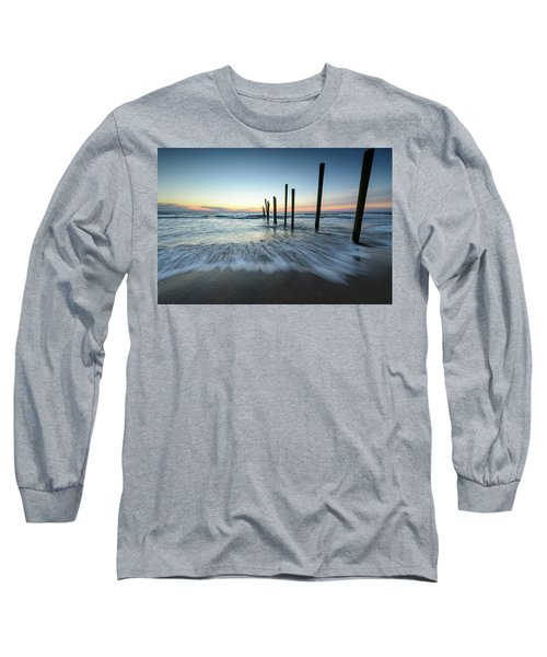 Nautical Mystique Long Sleeve T-Shirt