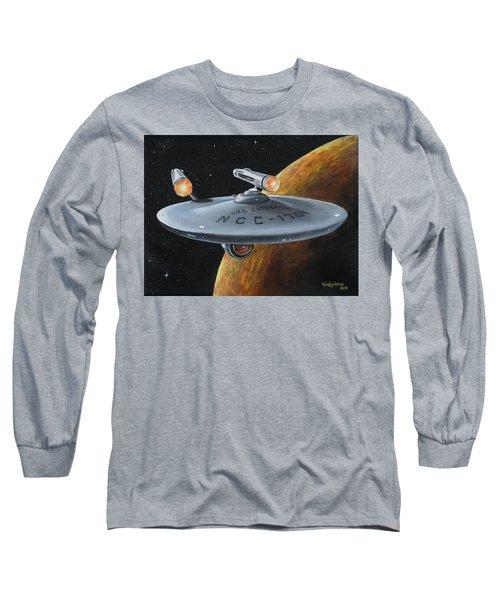 Ncc-1701 Long Sleeve T-Shirt