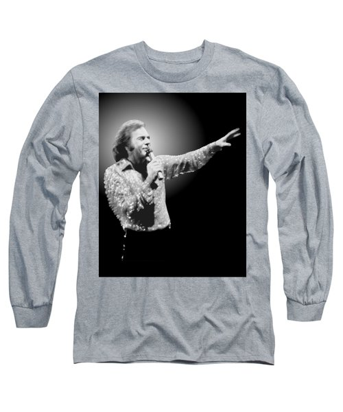 Neil Diamond Reaching Out Long Sleeve T-Shirt