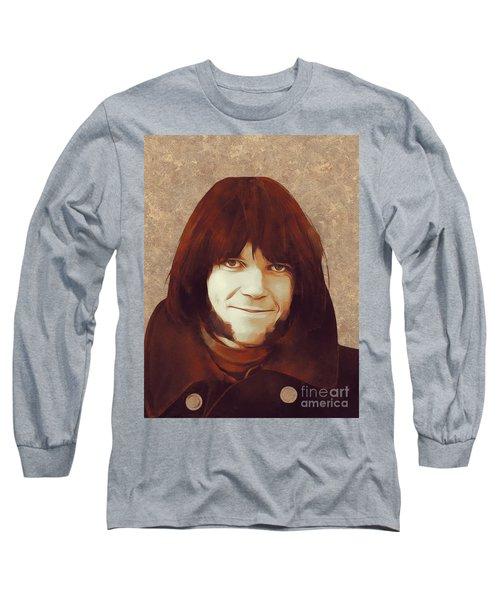 Neil Young, Music Legend Long Sleeve T-Shirt