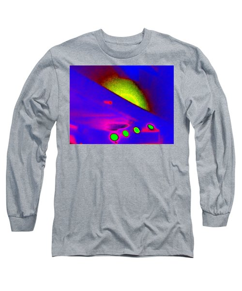 Neon Sunrise Long Sleeve T-Shirt