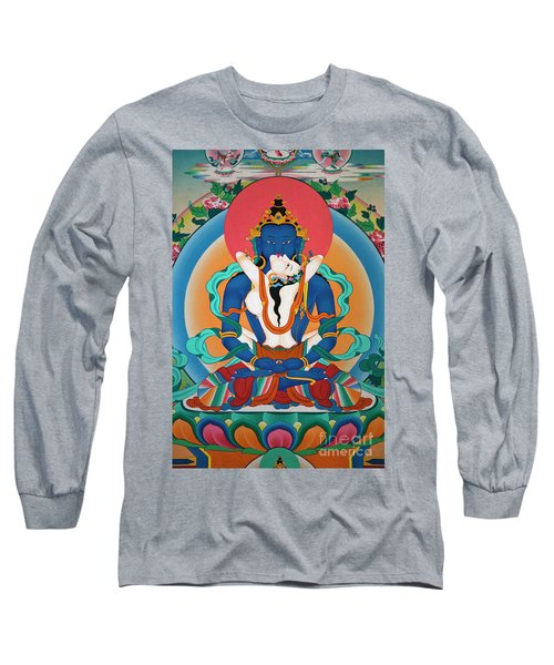 Nepal_d567 Long Sleeve T-Shirt