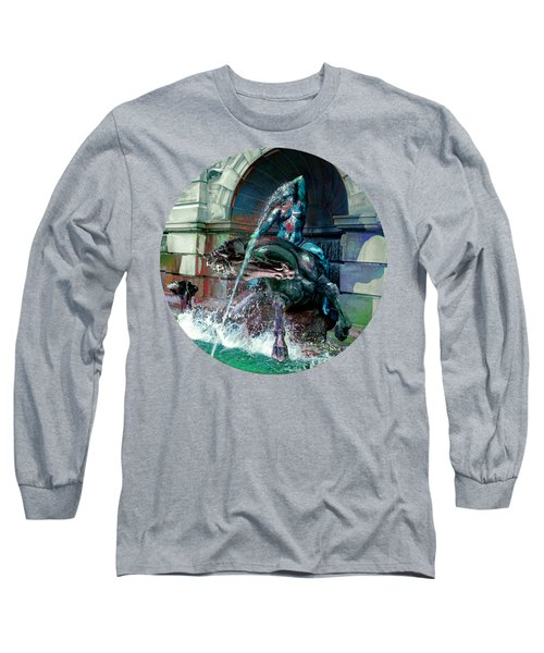 Neptune Nymph 2 Long Sleeve T-Shirt