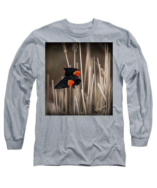Nest Guard Long Sleeve T-Shirt
