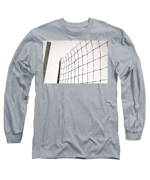 Long Sleeve T-Shirt featuring the photograph Netted by Wade Brooks
