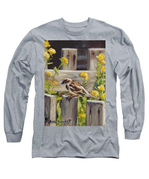 Nevada City Garden Long Sleeve T-Shirt