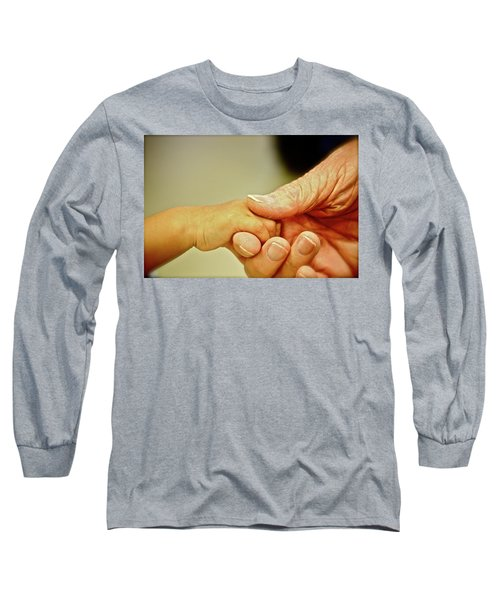 New And Old Long Sleeve T-Shirt