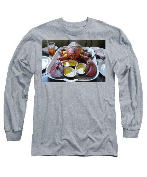 New England Treat Long Sleeve T-Shirt