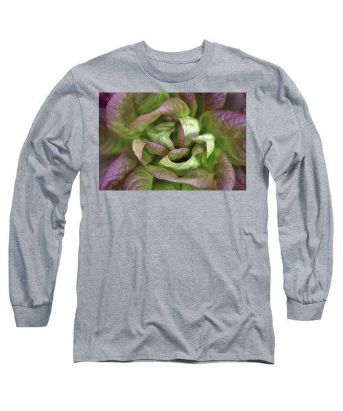 New Lettuce Long Sleeve T-Shirt by Joseph Skompski