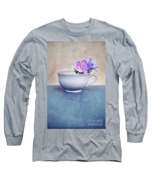New Life For An Old Coffee Cup Long Sleeve T-Shirt