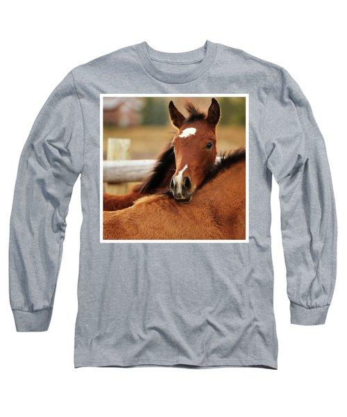 New Life Long Sleeve T-Shirt by Sharon Jones