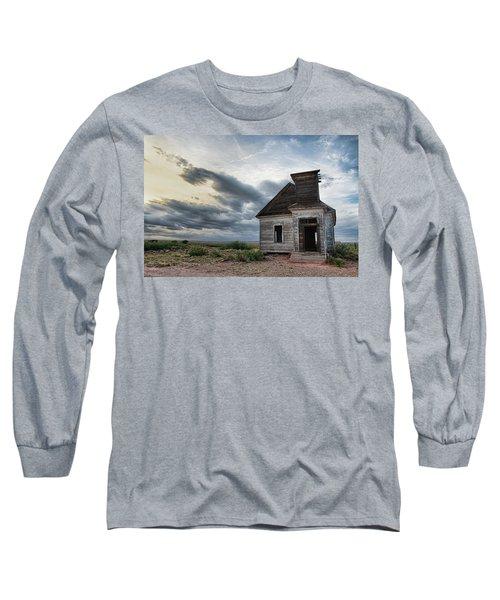 New Mexico Church # 2 Long Sleeve T-Shirt