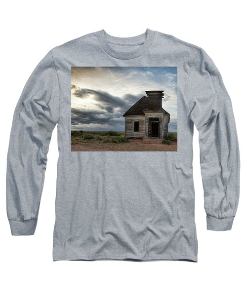 New Mexico Church Long Sleeve T-Shirt