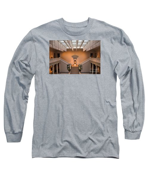 New Orleans Museum Of Art Lobby Long Sleeve T-Shirt