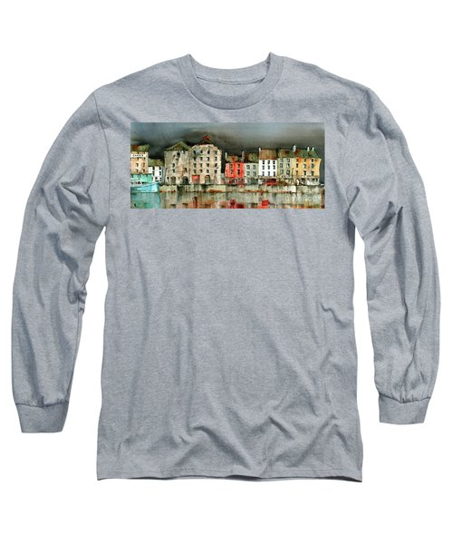 New Ross Quays Panorama Long Sleeve T-Shirt