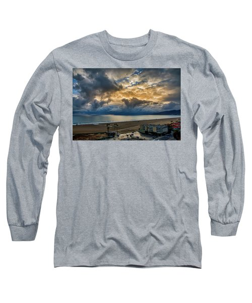 New Sky After The Rain Long Sleeve T-Shirt
