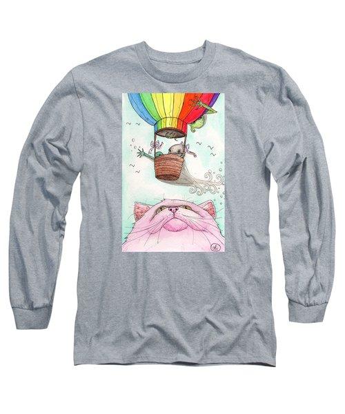New Start Long Sleeve T-Shirt