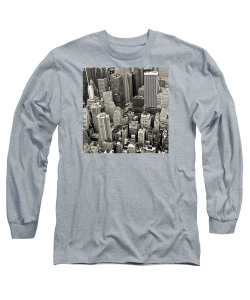 New York 1 Long Sleeve T-Shirt