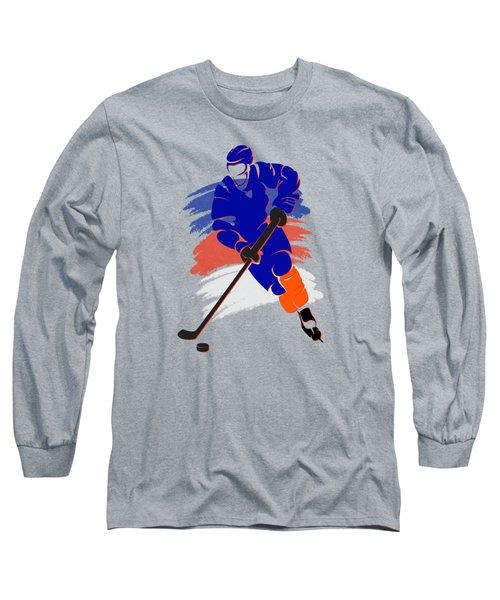 New York Islanders Player Shirt Long Sleeve T-Shirt
