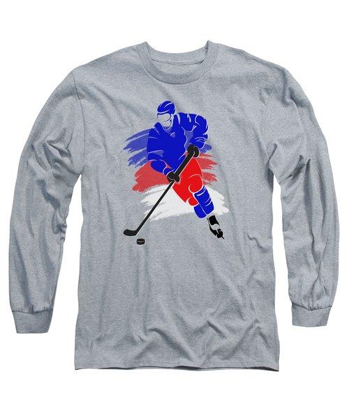 New York Rangers Player Shirt Long Sleeve T-Shirt