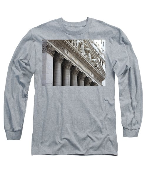 New York Stock Exchange Long Sleeve T-Shirt