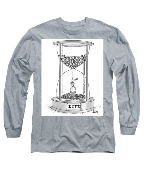 New Yorker August 11th, 2003 Long Sleeve T-Shirt