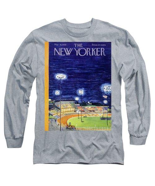 New Yorker May 16 1959  Long Sleeve T-Shirt