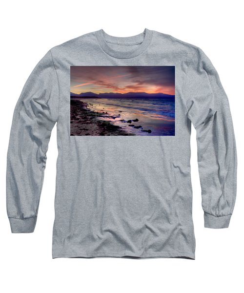 Newborough Sunrise Long Sleeve T-Shirt