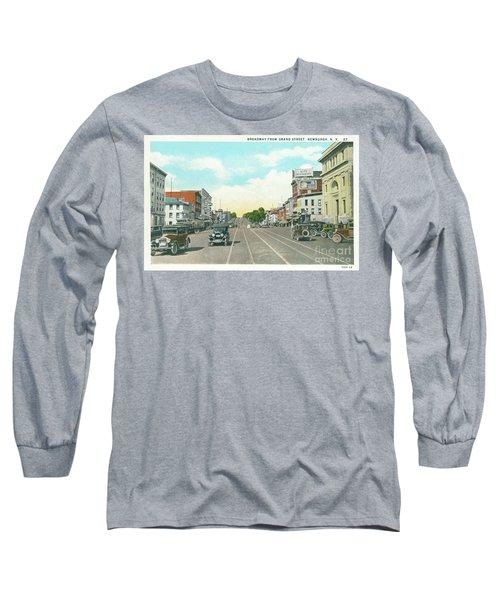 Newburgh Broadway - 05 Long Sleeve T-Shirt