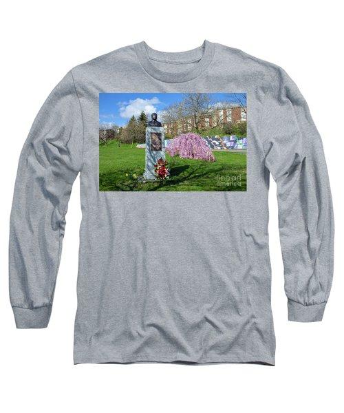 Newburgh's Dr. Martin Luther King Memorial Long Sleeve T-Shirt