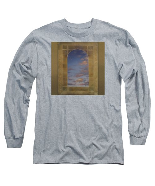Next Chapter Long Sleeve T-Shirt by Richard Laeton