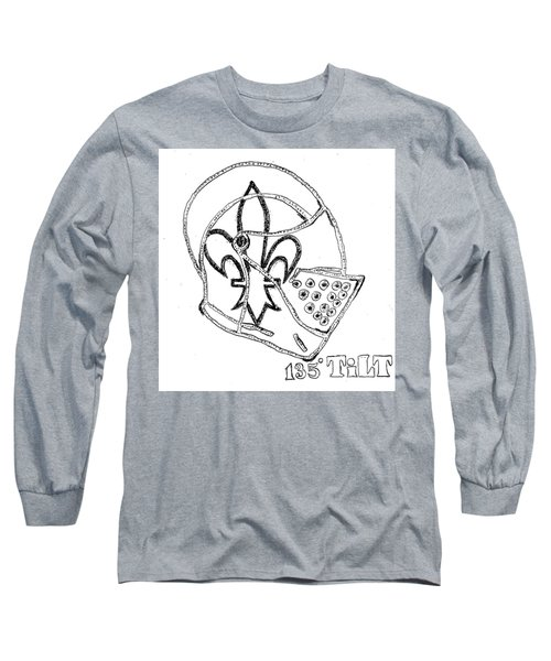 Nfl On The Seine Long Sleeve T-Shirt