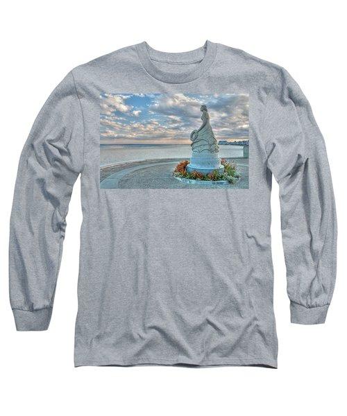New Hampshire Marine Memorial Long Sleeve T-Shirt