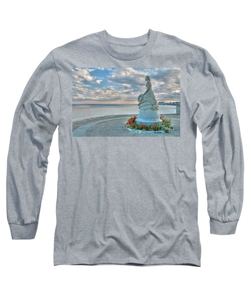 New Hampshire Marine Memorial Long Sleeve T-Shirt