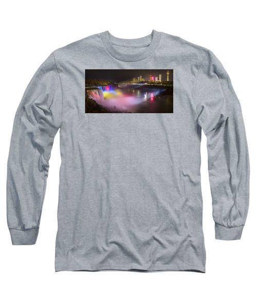 Niagara Rainbow Long Sleeve T-Shirt