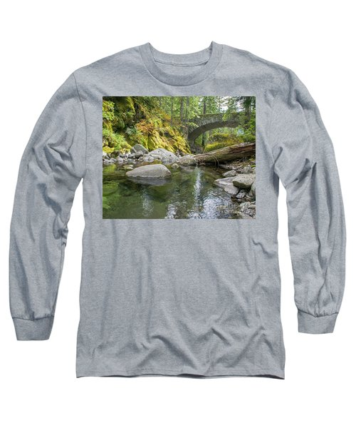 Nickel Creek 1024 Long Sleeve T-Shirt